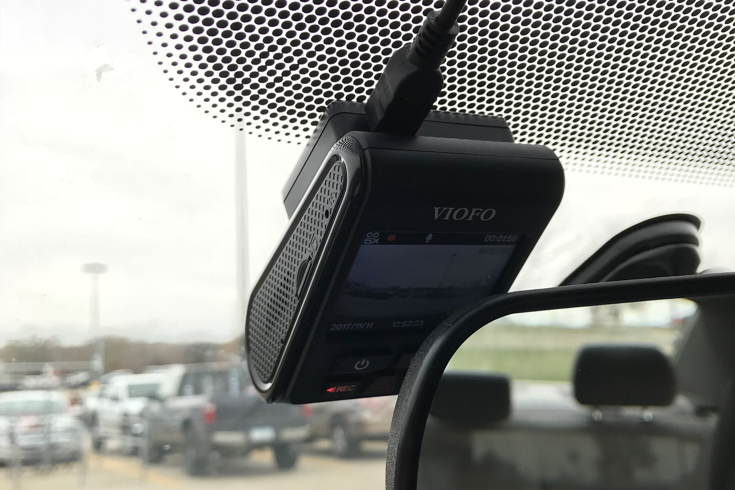 Viofo A119 dashcam